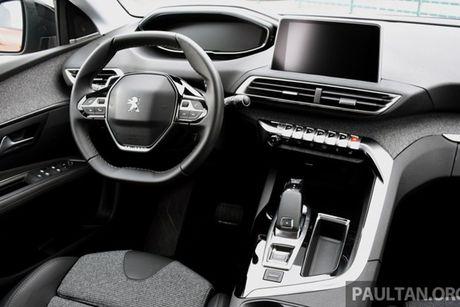 Peugeot 3008 the he moi - doi thu Mazda CX-5 co gi? - Anh 7