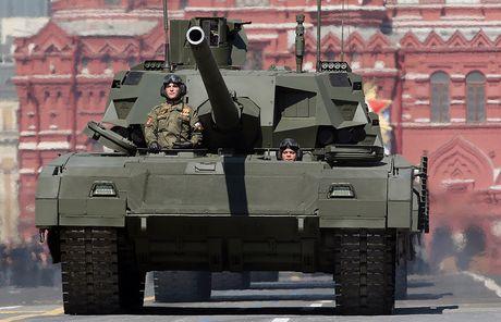 Tuong Nga: Xe tang T-14 Armata la 'doc nhat vo nhi' - Anh 1