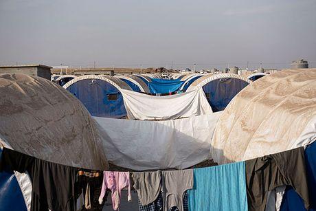 Noi kinh hoang cua dan ti nan chay khoi Mosul - Anh 2