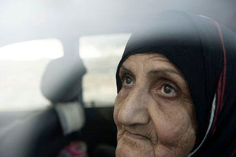 Noi kinh hoang cua dan ti nan chay khoi Mosul - Anh 5