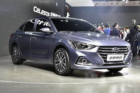 Hyundai lai co sedan co nho Celesta moi gia 'sieu re' - Anh 1