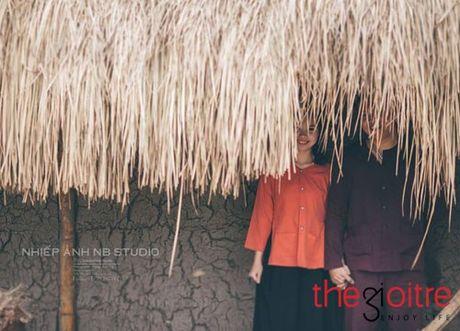 Bo anh cuoi phang phat net xua cua cap doi Ninh Binh - Anh 2