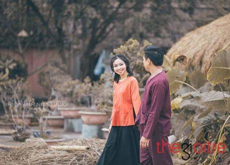 Bo anh cuoi phang phat net xua cua cap doi Ninh Binh - Anh 4