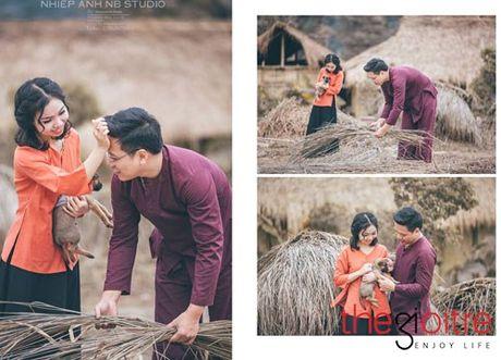 Bo anh cuoi phang phat net xua cua cap doi Ninh Binh - Anh 6