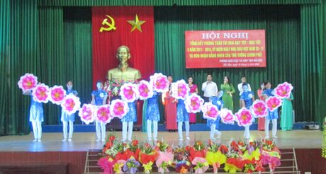 Phong Giao duc va Dao tao huyen Hai Hau: Diem sang cua nganh giao duc tinh Nam Dinh - Anh 1