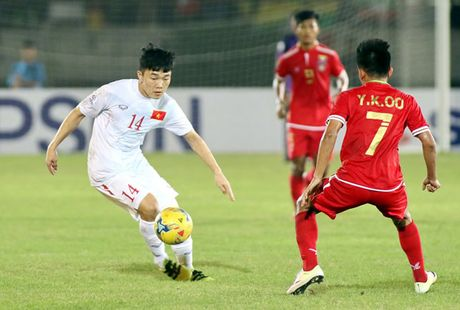 Viet Nam - Malaysia (15 gio 30 ngay 23-11): Tran chien quyet dinh - Anh 1