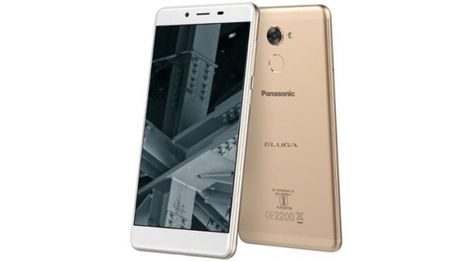 Panasonic ra mat mau smartphone gia re tai An Do - Anh 1
