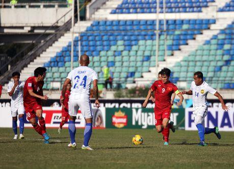 AFF Suzuki Cup 2016: Viet Nam gianh ve vao ban ket - Anh 1