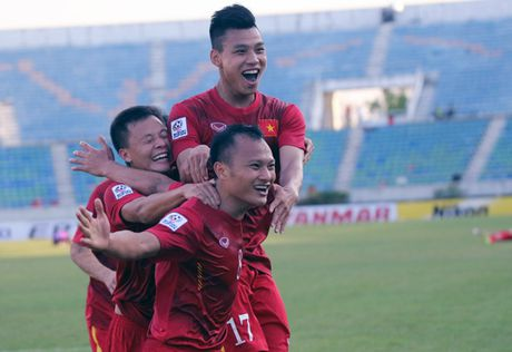 AFF Suzuki Cup 2016: Viet Nam gianh ve vao ban ket - Anh 2