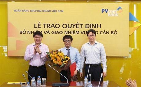 PVcomBank co Tong Giam doc moi - Anh 1