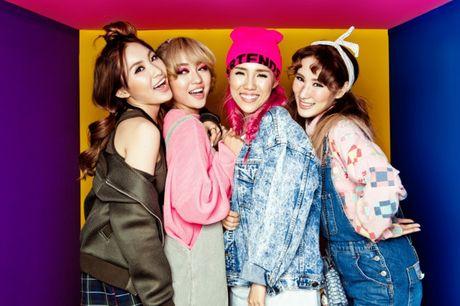 """Ga cung"" cua Dong Nhi chinh thuc ghi danh tai The Remix 2017 - Anh 1"