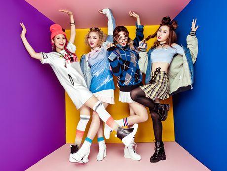 """Ga cung"" cua Dong Nhi chinh thuc ghi danh tai The Remix 2017 - Anh 2"