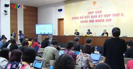 Quoc hoi phe phan nghiem khac ong Vu Huy Hoang - Anh 1