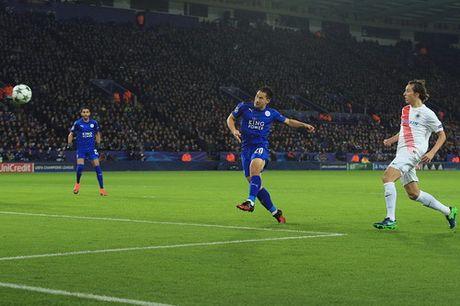 Leicester di tiep, Tottenham het mo Champions League - Anh 2