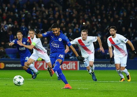 Leicester di tiep, Tottenham het mo Champions League - Anh 3