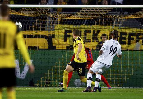 Dortmund tao con mua ban thang lich su o Champions League - Anh 2