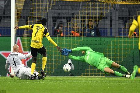 Dortmund tao con mua ban thang lich su o Champions League - Anh 4