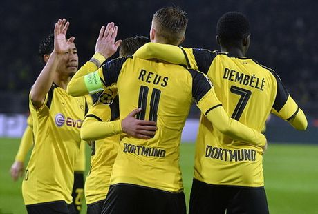 Dortmund tao con mua ban thang lich su o Champions League - Anh 5