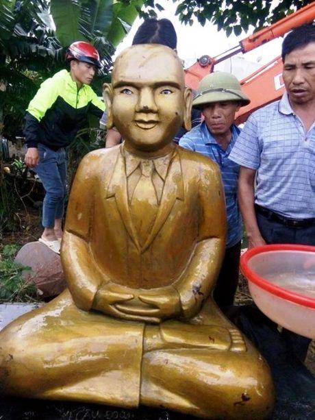 Pho tuong la mau vang mac vest khong phai la tuong co - Anh 1