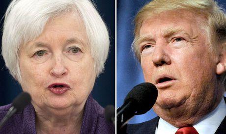 Ong Trump, dung dai bat nat Fed - Anh 1