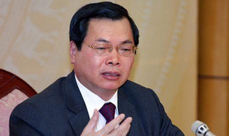 Nghi quyet Quoc hoi phe phan nghiem khac ong Vu Huy Hoang - Anh 1