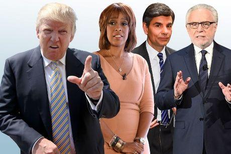 Cuoc gap day sung sot giua ong Trump va cac trum truyen thong - Anh 1