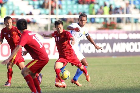 Tin HOT toi 23/11: Doi thu du kien cua Viet Nam o ban ket AFF Cup - Anh 1
