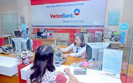 'VietinBank se tiep tuc duy tri mat bang lai suat cho vay thap' - Anh 1