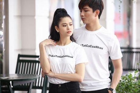 Vo chong Tim- Truong Quynh Anh dien do doi sieu de thuong - Anh 5