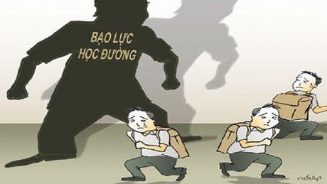 Viet Nam thieu mo hinh chuan ve phong chong bao luc hoc duong - Anh 1