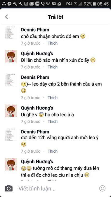 Da Nang: Nua dem leo day cap len dinh cau Thuan Phuoc... chup anh! - Anh 4