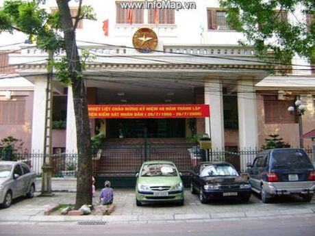 Chi dinh Pho Bi thu Ban Can su dang Vien KSND Toi cao - Anh 1