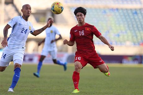 AFF Cup 2016: Viet Nam:1 - 0: Malaysia(het gio) - Anh 2