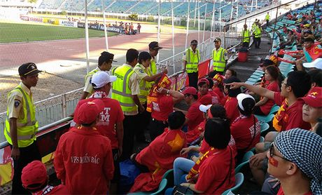 AFF Cup 2016: Viet Nam:1 - 0: Malaysia(het gio) - Anh 5
