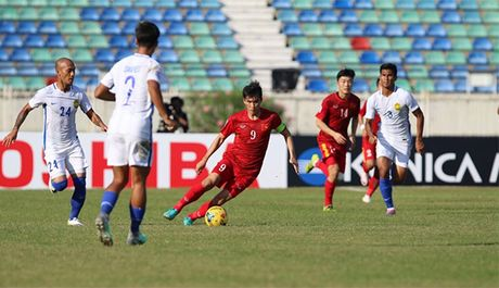 AFF Cup 2016: Viet Nam:1 - 0: Malaysia(het gio) - Anh 6