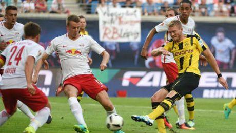 "RB Leipzig: ""Co tich"" kieu Leicester o Bundesliga - Anh 1"