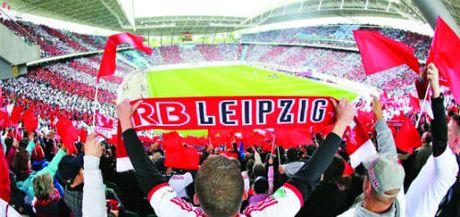 "RB Leipzig: ""Co tich"" kieu Leicester o Bundesliga - Anh 2"