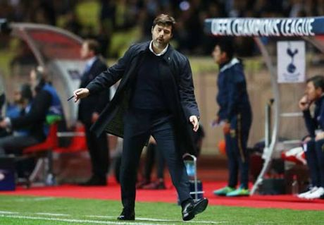 Monaco – Tottenham: Hiep 2 kich tinh - Anh 1