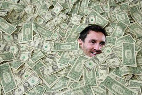 "MU mua Messi 100 trieu euro: Su ""xuc pham"" voi Barca? - Anh 1"