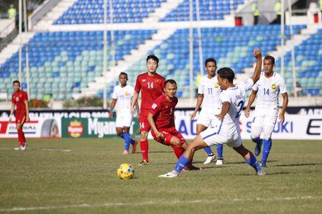 Malaysia - Viet Nam: Khoanh khac cua long dep mat (AFF Cup) - Anh 1