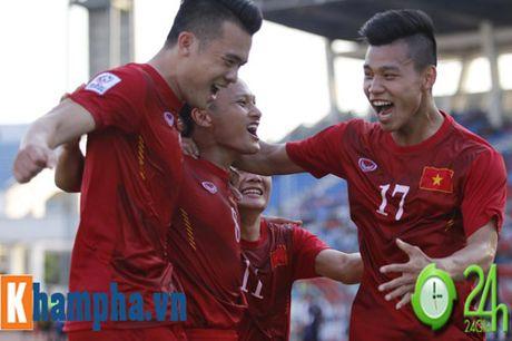 Trong Hoang: Tu dong the thanh nguoi hung DT Viet Nam - Anh 7