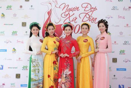 Lo dien 19 nhan sac xu dua vao chung ket 'Nguoi dep Xu Dua 2016' - Anh 1