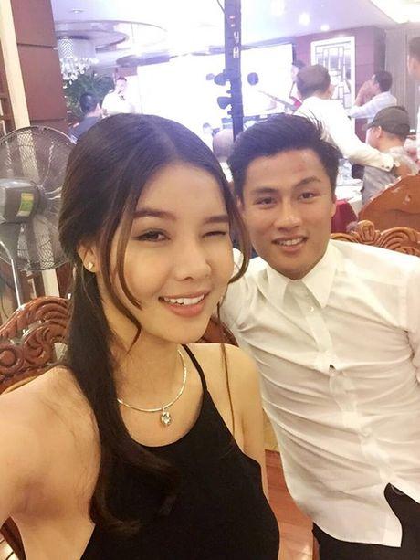 Ky Han ha sinh con trai sau 5 thang ket hon voi Mac Hong Quan - Anh 1