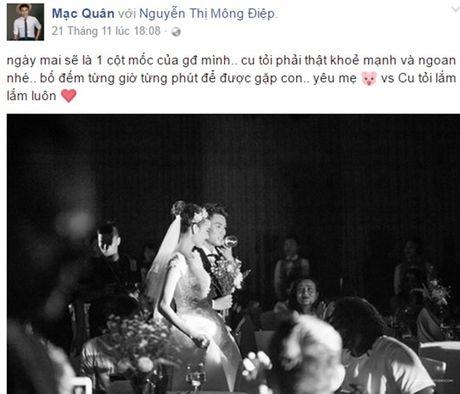Ky Han ha sinh con trai sau 5 thang ket hon voi Mac Hong Quan - Anh 2