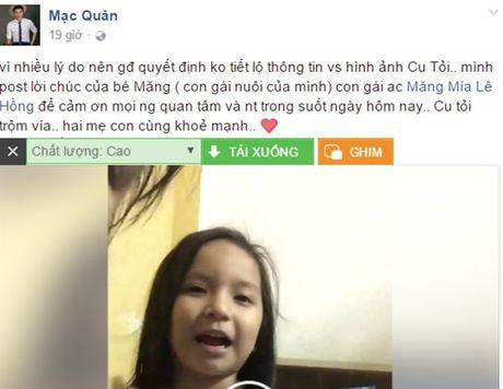 Ky Han ha sinh con trai sau 5 thang ket hon voi Mac Hong Quan - Anh 3