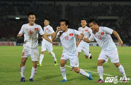 Xem truc tiep Viet Nam vs Malaysia tren kenh nao? - Anh 1