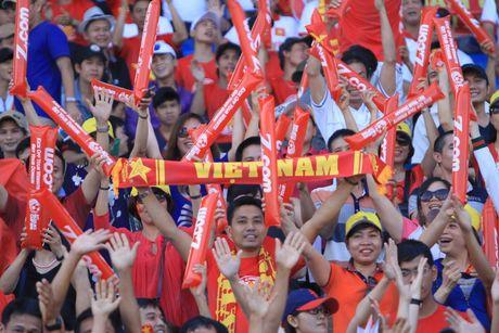 Trong Hoang 'no sung', tuyen Viet Nam ha Malaysia - Anh 14