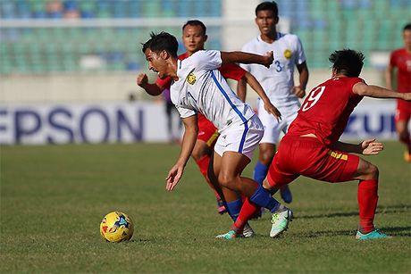 Trong Hoang 'no sung', tuyen Viet Nam ha Malaysia - Anh 21
