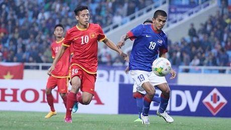 Trong Hoang 'no sung', tuyen Viet Nam ha Malaysia - Anh 2