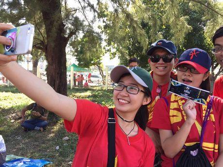 Trong Hoang 'no sung', tuyen Viet Nam ha Malaysia - Anh 3